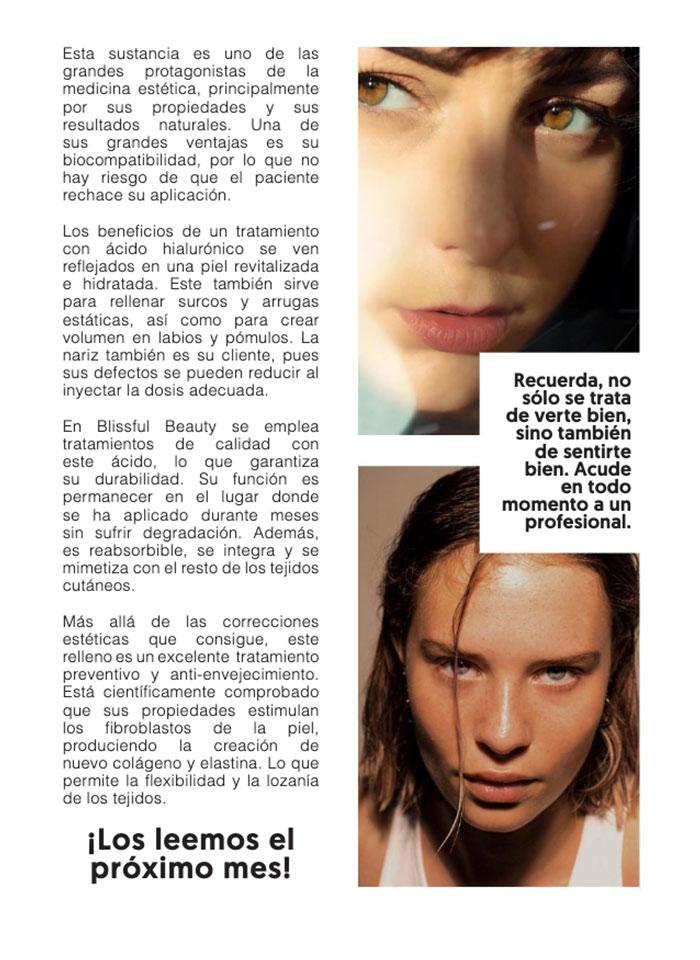 La Inyección de la Juventud - Revista Being Oct 2020