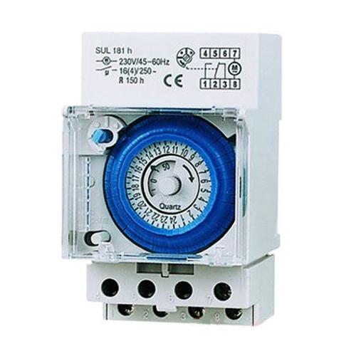 Lichidare de stoc Ceas programator  SUL181h (montaj pe sina/3module)
