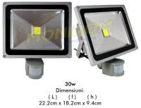 LED - proiectoare Proiector  LED cu SENZOR 30w  *TV 0,25ron