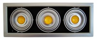 LED - comercial/office Spot Led reglabil DD 3x10w/2700k (montaj ingropat)  *TV 0,25ron
