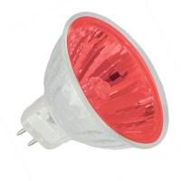 Becuri halogen BEC HALOGEN MR16  230v/50w  Red