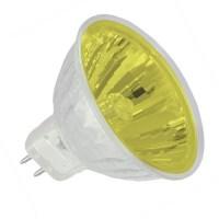 Becuri halogen BEC HALOGEN MR16  230v/20w  Yellow