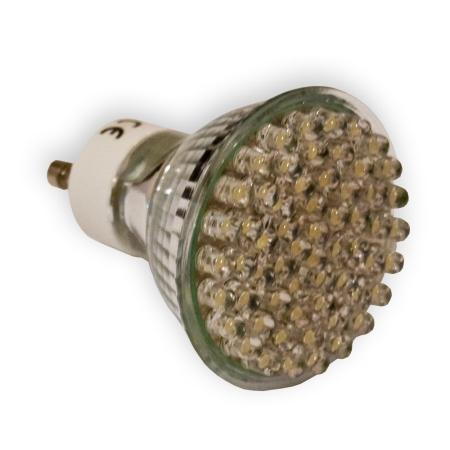 LED - Lichidare de stoc Bec Led – GU10 230v/60pcs  2700k  *TV 0,25ron