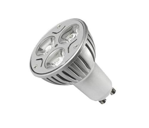 LED - Lichidare de stoc Bec power LED GU10 230v/3w 2700k