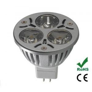 LED - Lichidare de stoc Bec power LED MR16 230v/3w 2700k