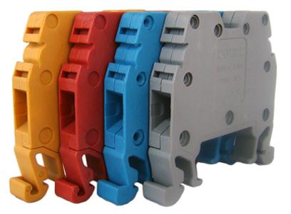 Tablouri electrice Regleta sina DIN – MRK   2,5mm – blue