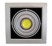 LED - comercial/office Spot Led reglabil DD 1x10w/2700k (montaj ingropat)  *TV 0,25ron