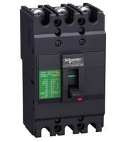 SCHNEIDER Schneider EZC250N3160 Intreruptor automat 3P 160A