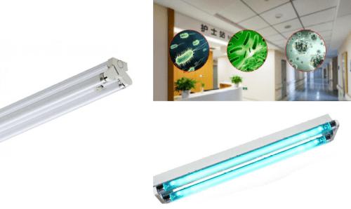 Lampi UV - germicidale Lampa TUV  T8/2x20w (echipat cu lampi TUV 20w/T8/UV-C) Philips – germicidala/sterilizanta