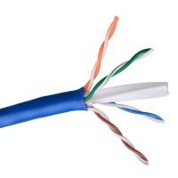 Cabluri voce & date @-Network Cablu FTP Cat5E 0,50 Cu (305m/rola)