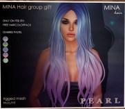 Mina - http://maps.secondlife.com/secondlife/MINA%20Hair/58/176/204