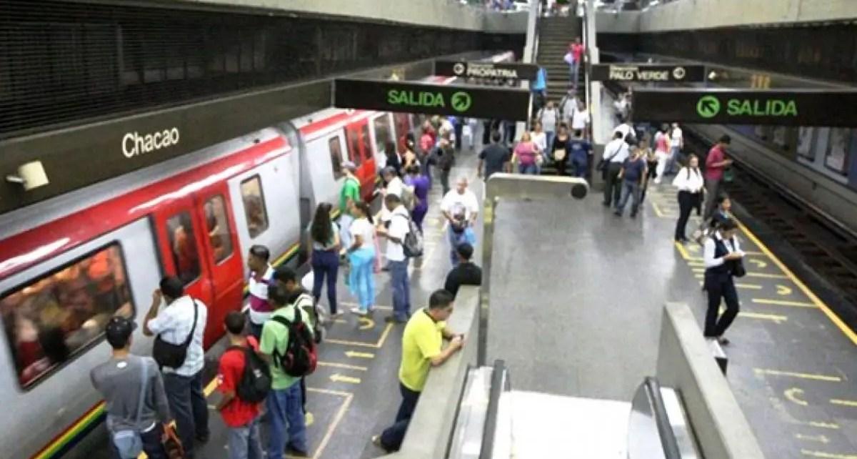 Gobierno exige uso obligatorio de mascarillas en el metro, La vicepresidenta Delcy Rodr?guez, hizo el anuncio desde el Palacio de Miraflores