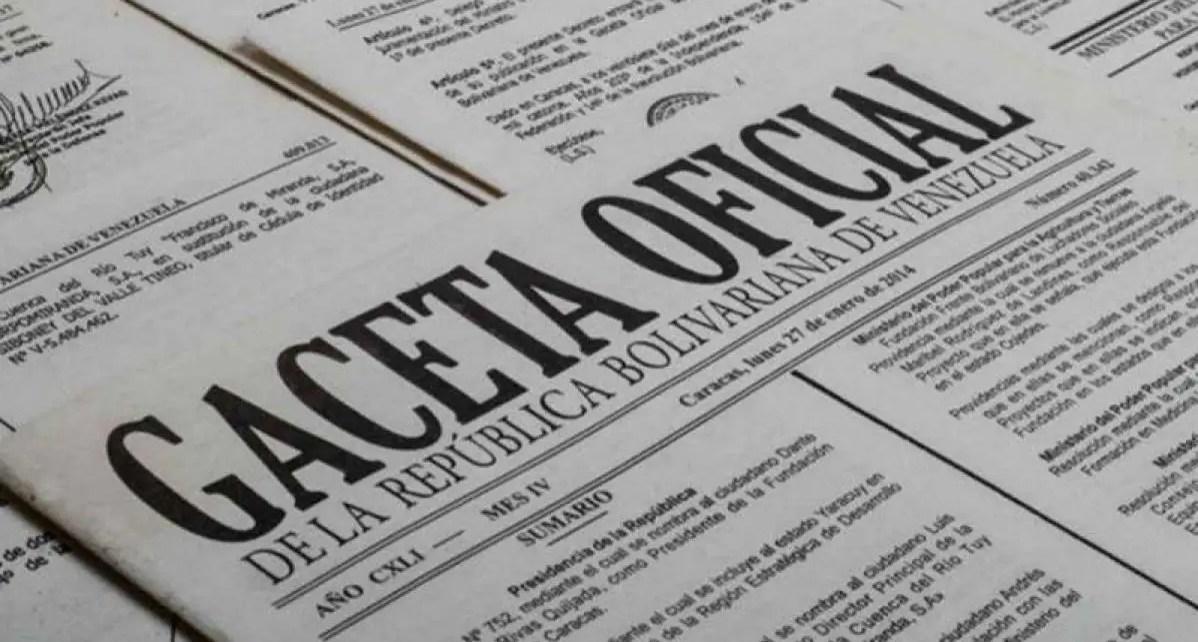 Decreto en Gaceta oficializa el estado de alarma hasta el 13 de abril, prorrogable por un mes m?s, El estado de alarma se hizo oficial a trav