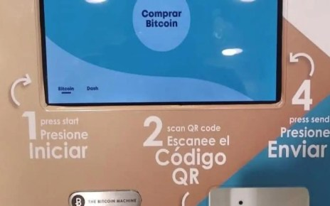 Instalaran cajero autom?tico en Caracas para la compra-venta de criptomonedas,El equipo atender? al creciente publico que usa criptoactivos