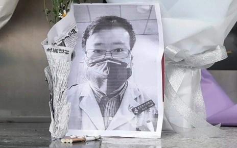 China se conmociona ante la confirmaci?n de la muerte del m?dico que alert? sobre el brote del coronavirus, El m?dico oftalm?logo Li Wenliang