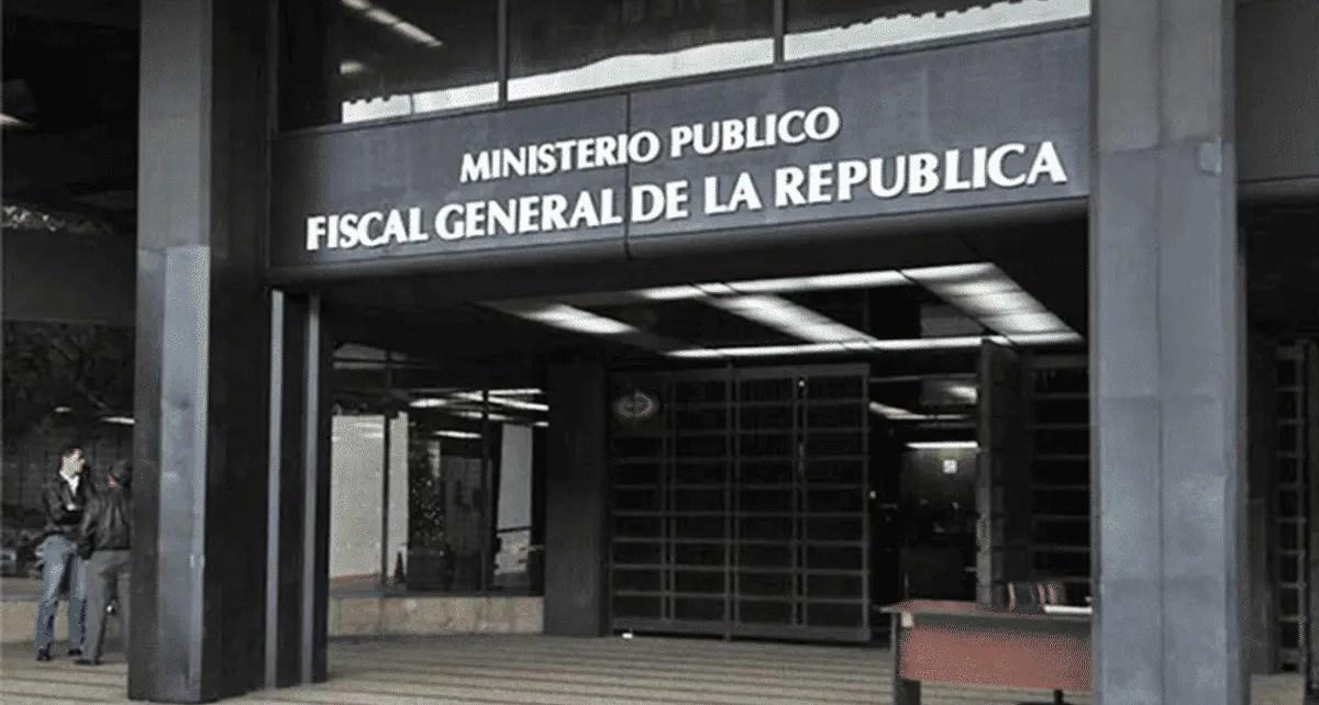 El Fiscal General acusa al equipo del gobierno interino por presuntos sobornos