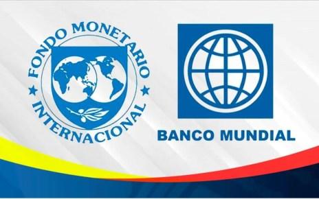 FMI y el Banco Mundial solicitan suspender pagos de deudas para pa?ses en desarrollo, permitir?a a los pa?ses m?s pobres el acceso a la liquidez necesaria