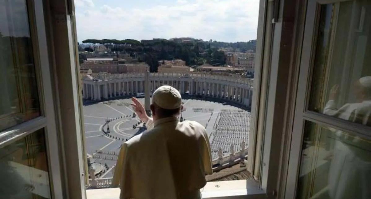 Celebraciones lit?rgicas de Semana Santa de El Vaticano se realizar?n sin fieles, indic? en un comunicado la prefectura de la Casa Pontificia