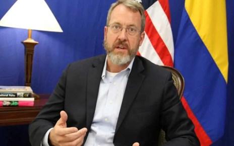 El encargado de negocios de EE.UU. en Venezuela, Jame Story