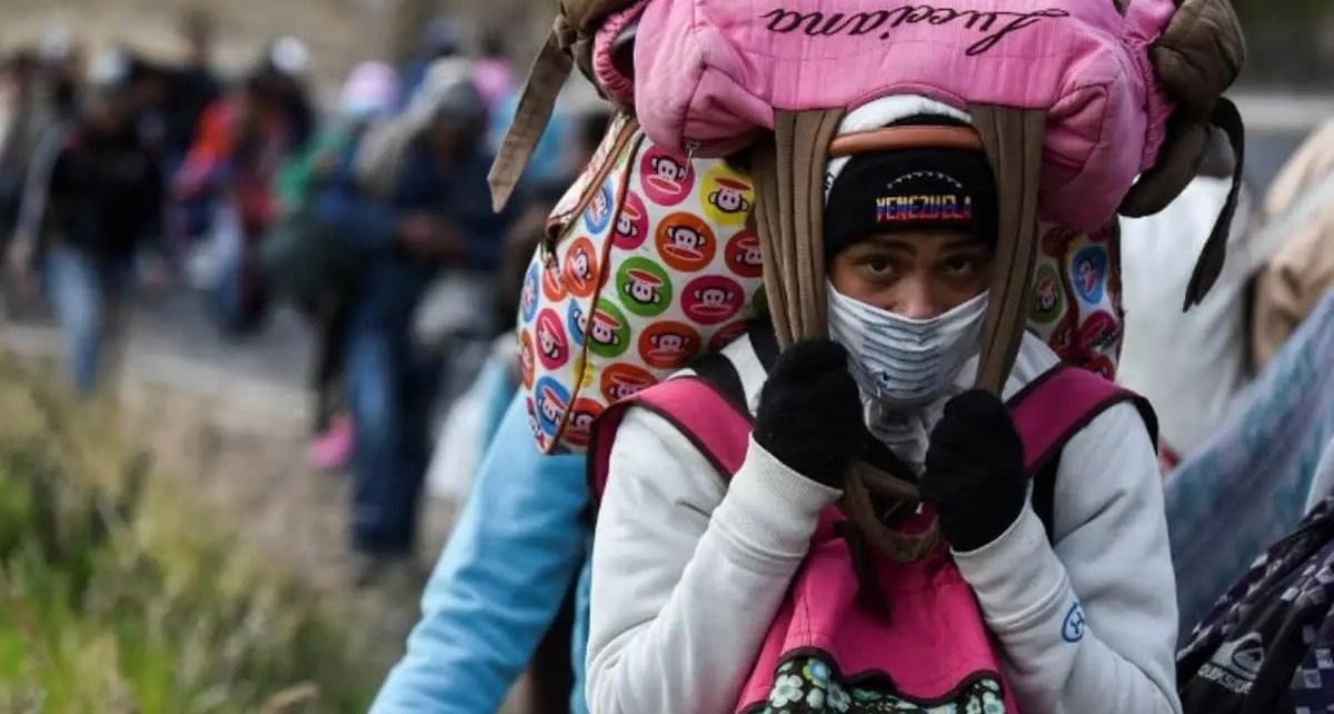 El informe destaca los tratos que reciben los venezolanos que retornan al país