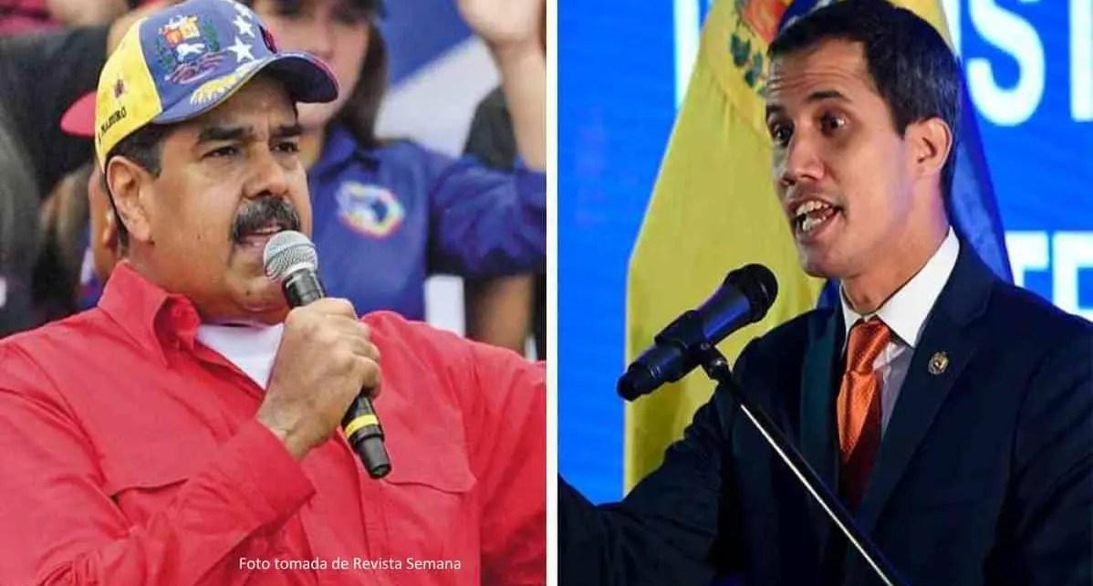 Maduro espera diálogo y Guaidó continuidad en apoyo contra la dictadura, de acuerdo a sus mensajes a Biden y Harris