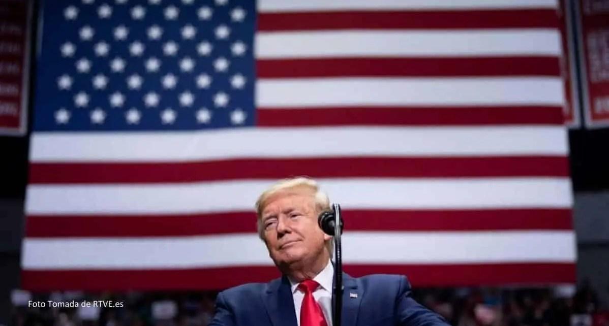 El presidente de los Estados Unidos, Donald Trump insinu? la posibilidad de postergar la elecci?n presidencial prevista para el mes de noviembre.