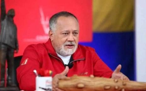 """Luego de más de un mes padeciendo coronavirus, el número dos del Psuv, Diosdado Cabello, regresó a su programa """"Con el Mazo Dando"""""""