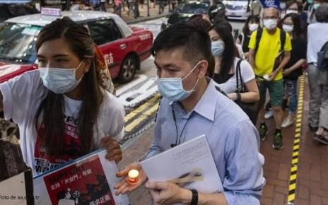 En Hong Kong se registran diariamente m?s de cien nuevos casos de contagio de Covid-19, lo que hace encender las alarmas de un tercer rebrote del virus.