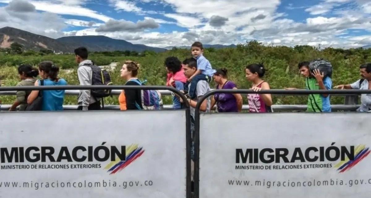 En Colombia se concentra la mayor cantidad de venezolanos exiliados