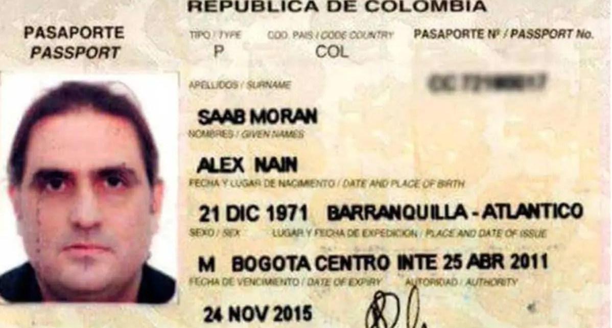 Alex Saab está detenido en Cabo Verde desde el 12 de junio