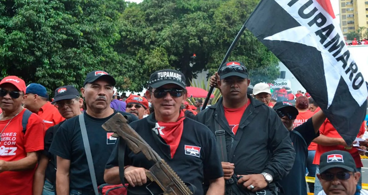 Tal cual ha venido sucediendo con partidos políticos opositores, la agrupación política de izquierda Tupamaro, fue intervenida por el TSJ.