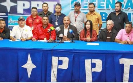 """TSJ interviene al partido PPT y le nombra """"Junta Directiva Ad Hoc"""", El PPT se convierte en el quinto partido político que el máximo tribunal"""
