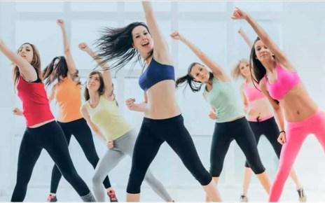 El Zumba es una disciplina fitness latina que se enfoca en mantener un cuerpo saludable. Bailar es una opci?n para estar saludable y en forma