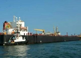 Expertos de Trinidad y Tobago: No hay riesgo que el buque Nabarima se hunda