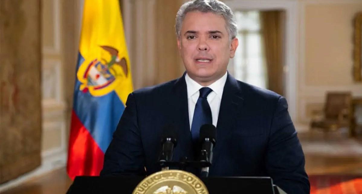 """Colombia rechaza las acusaciones de Maduro y llama a condenar """"las falacias de un régimen ilegítimo"""""""