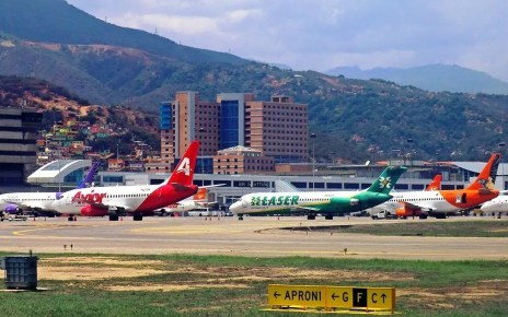 Venezuela uno de los países más rezagados con respecto al tráfico aéreo