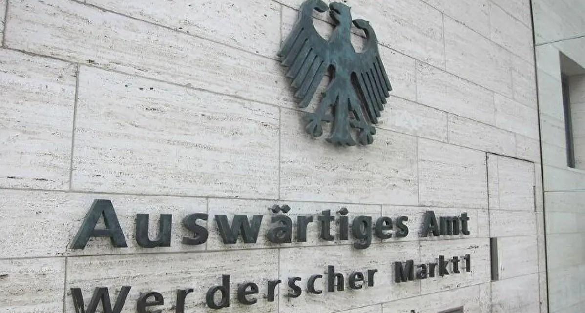 La portavoz del Ministerio de Exteriores de Alemania, Maria Adebahr, afirmó que condenan las violaciones de Derechos Humanos en Venezuela