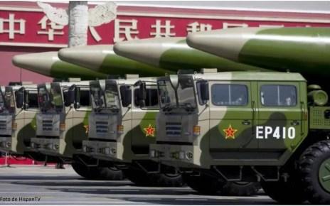 Pentágono advierte sobre aumento del arsenal nuclear de China, las fuerzas nucleares del país asiático crecerán en cantidad y en tecnología