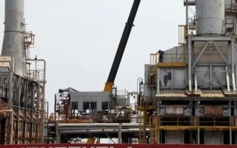 La planta de Craqueo ubicada en la refinería de Cardón reinició sus operaciones produciendo 5.000 barriles diarios de gasolina