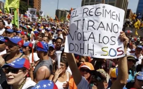 Informe de la ONU: quedó demostrado que el mundo está más claro de la pesadilla que atraviesa Venezuela desde hace veinte años.