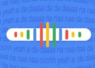 Google puede identificar una canción con solo tararearla