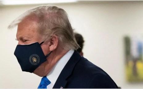 Trump es hospitalizado y continuará sus funciones desde el Hospital Militar de Walter Reed