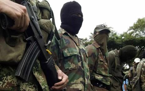 Hecho criminal en Colombia