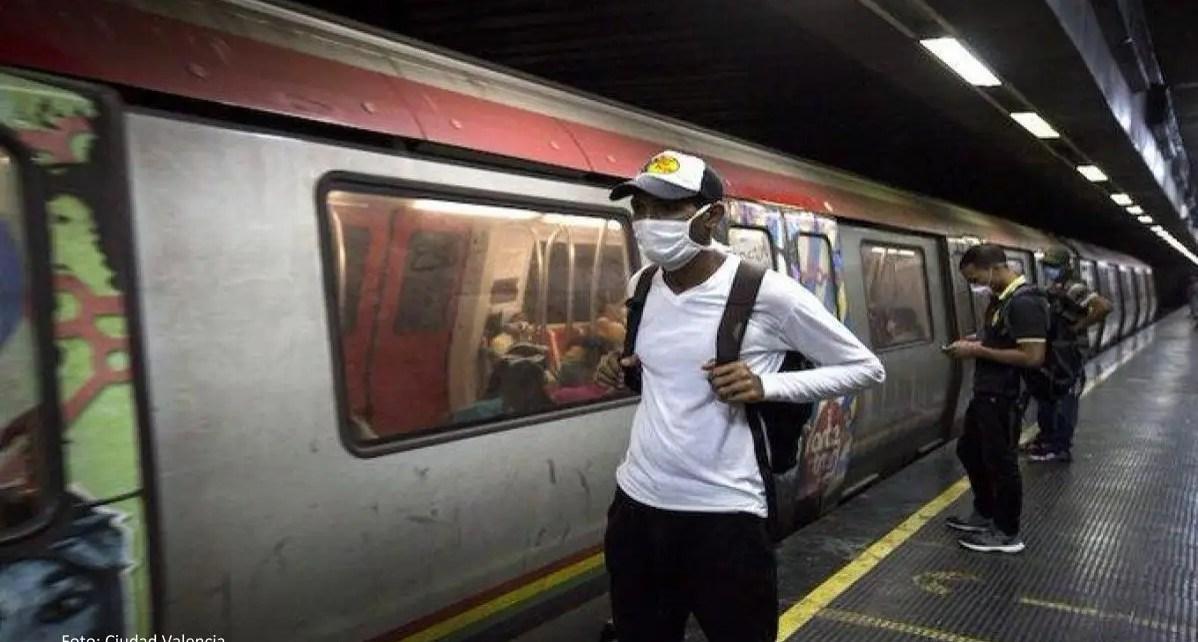 Maduro busca implementar el sistema QR para el cobro del pasaje en el sistema ferroviario