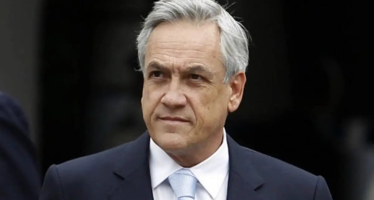 Sebastián Piñera presidente Chile