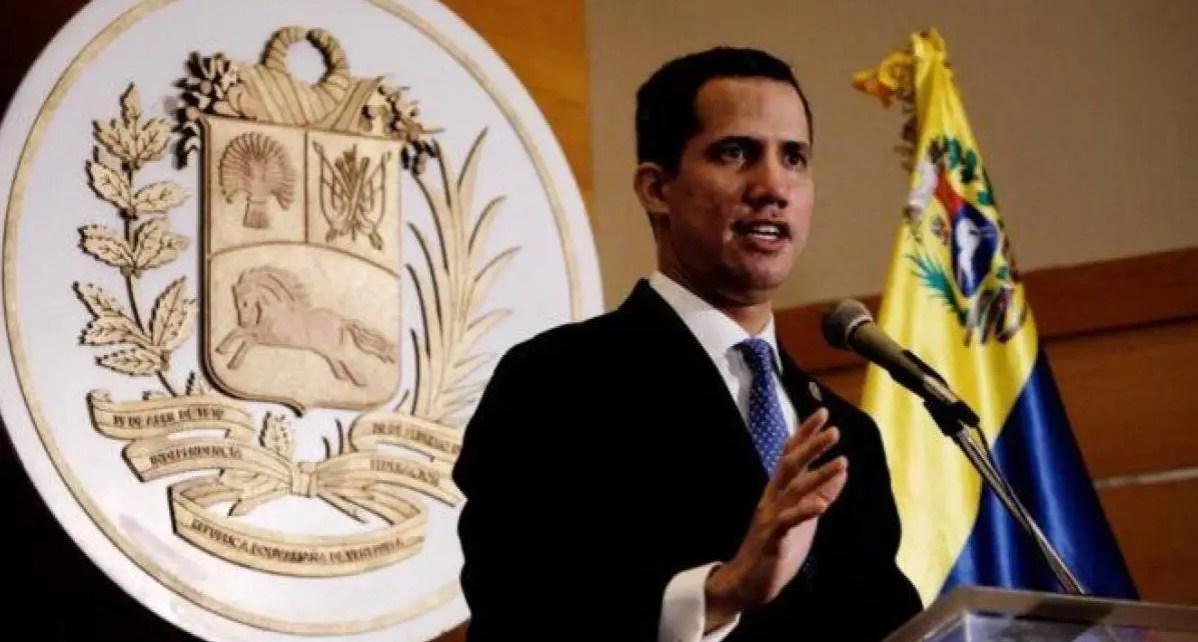 """Guaidó: """"La dictadura tenía recursos y no los quería invertir en la vida de los venezolanos"""""""