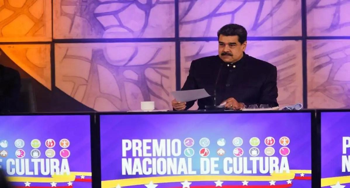 Maduro autorizó apertura de espacios culturales en semanas de flexibilización