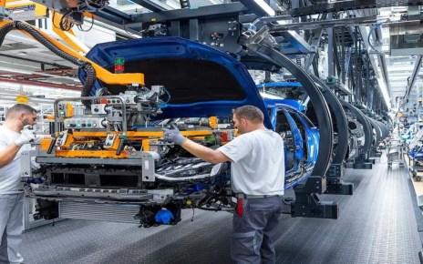 Fábrica automotriz alemana