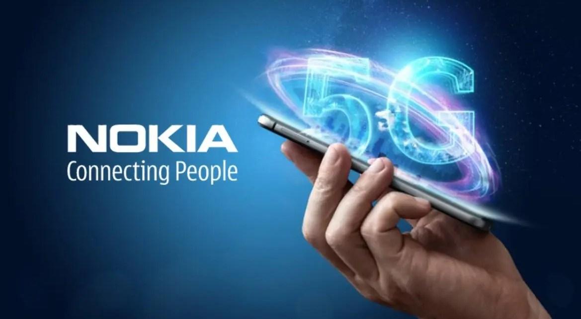 Imagen Tomada de America Digital News Nokia 5G