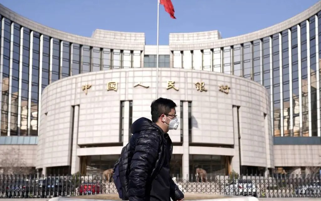 Imagen tomada de El Confidencial Banco Popular de China